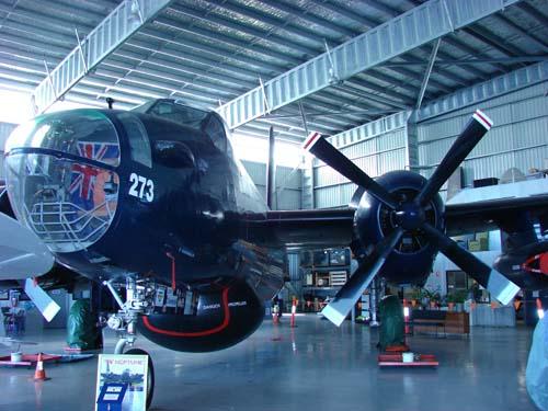 Lockheed Neptune P2V-7 A89-273 VH-IOY