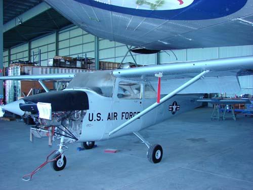 Cessna T-41 Mescalero VH-ENY