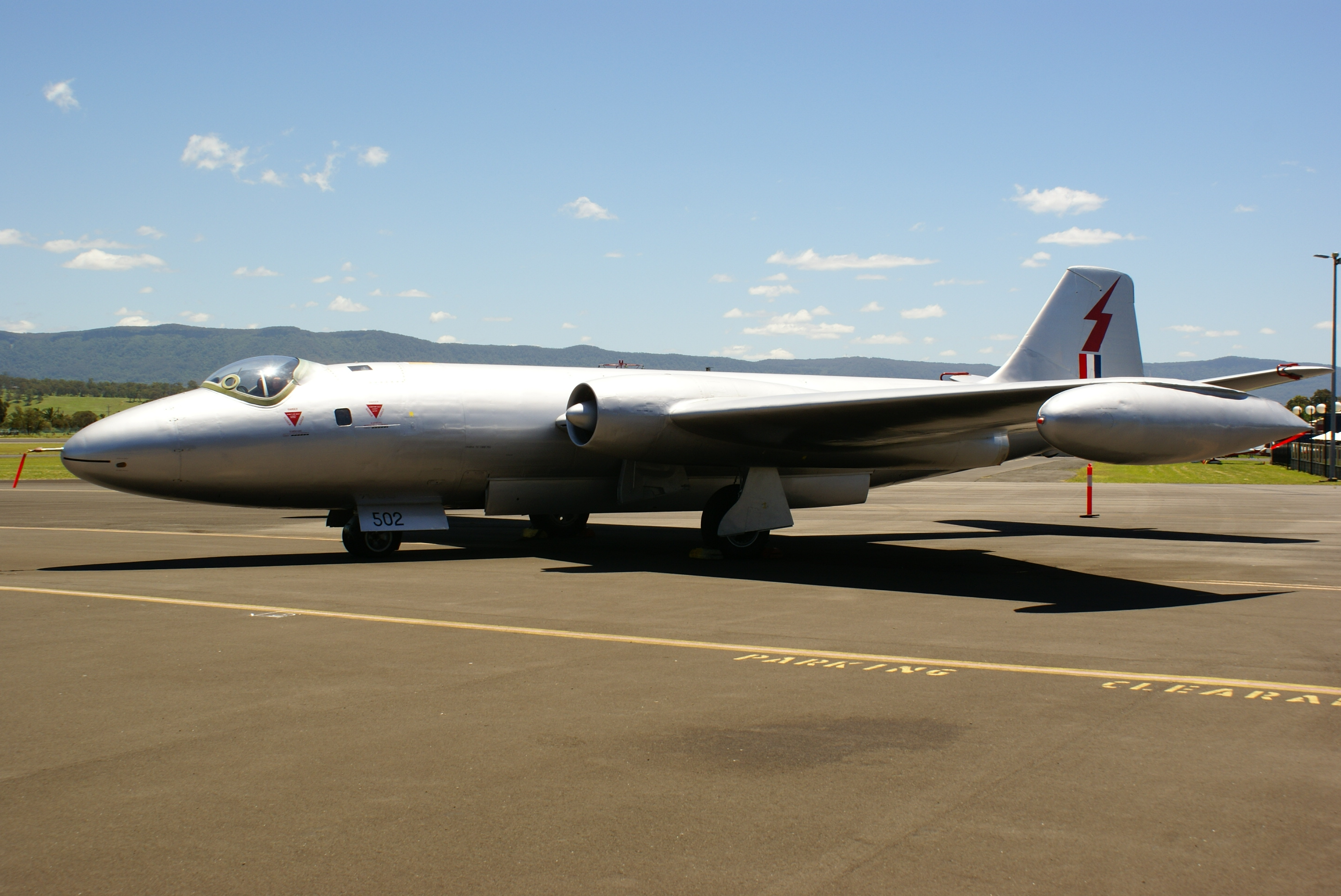 canberra t4 a84