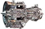 Rolls Royce RB211 cutaway