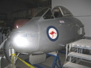A79-160 Cockpit