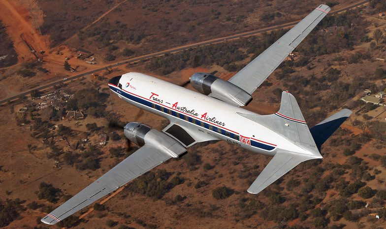 Convair 440 - Historical Aircraft Restoration Society